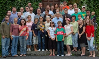 """Ansberry"" side of the family in Ireland"