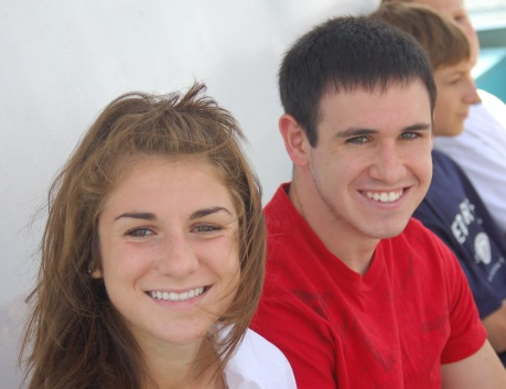 Jessie and Alex