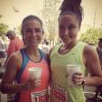 Jessie and Sarah Olesky at 10-K