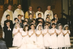 Jessie's First Communion