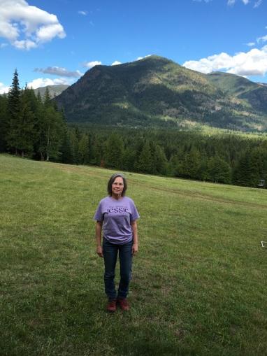 Lily Thomas in Idaho